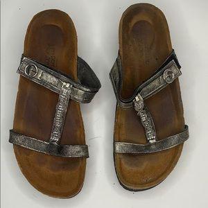 Naot chain detail sandals